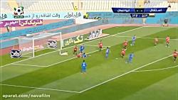 خلاصه بازی استقلال تهران ۳ – ۰ ایران جوان بوشهر