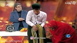 ملکه مار ایران که ۱۱ بار زبان مار کبری را بوسیده
