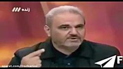 مقایسه حرف های جواد خیابانی در مورد زلزله زدگان با حرف های لاریجانی