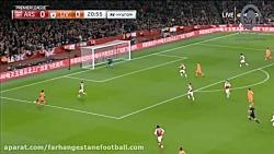 خلاصه بازی آرسنال ۳-۳ لیورپول