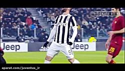 Juventus vs Roma 1-0 Gol
