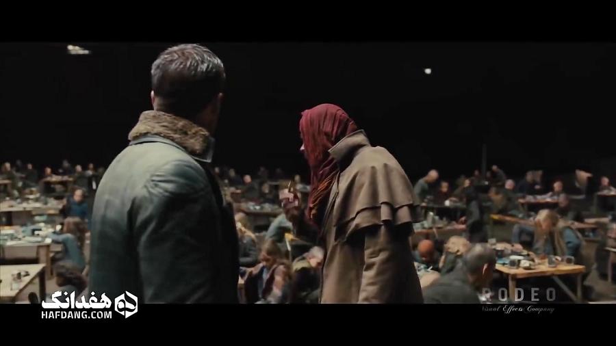 جلوه های ویژه فیلم «بلید رانر 2049»