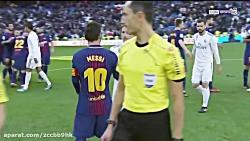 فوتبال الکلاسیکو لالیگا ⚽ رئال مادرید و بارسلونا ⚽