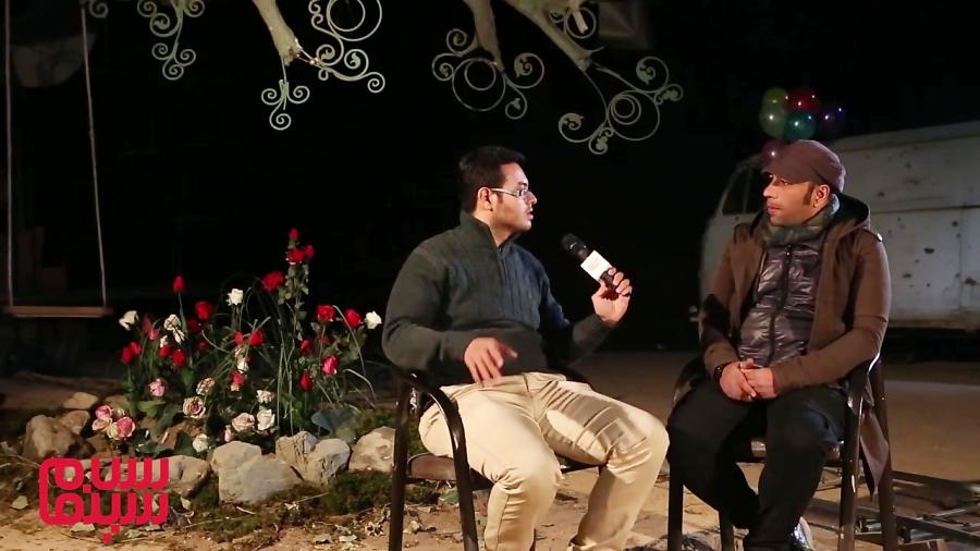 مصاحبه قربانپور باسلام سینما/اموزش و پرورش کمی رها کند