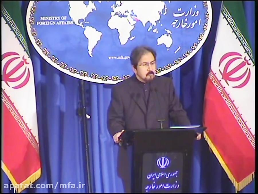 سفر وزیر خارجه فرانسه به ایران