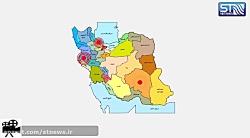 زلزله ۷ ریشتری با تهران...