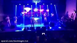 کنسرت حمید هیراد و پازل بند