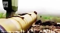 رژه سنگین زرهی آل سعود و جهنم یمنیها برای سعودیها