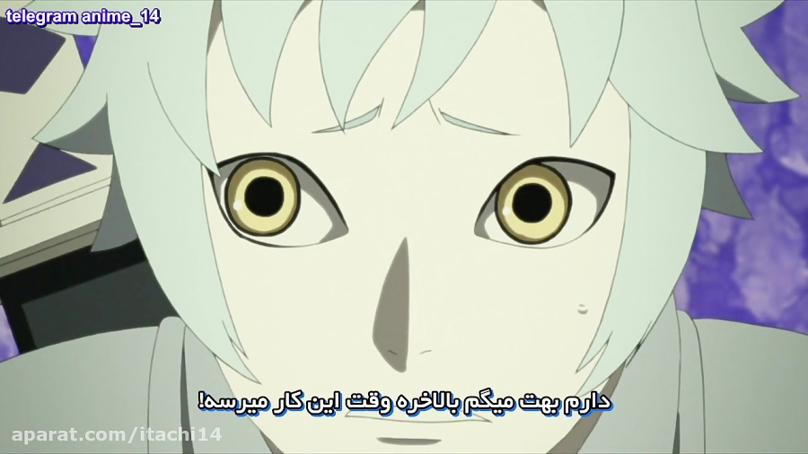 انیمه Boruto - بوروتو نسل جدید ناروتو HD قسمت 39 فارسی