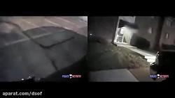 شلیک افسر پلیس آمریکا به یک مرد در مریلند
