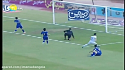 خلاصه بازی استقلال خوزستان 0 استقلال 3