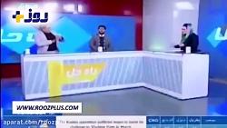دعوا و درگیری در شبکه برنامه زنده افغانستانی