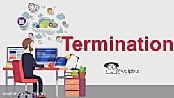termination در ویپ
