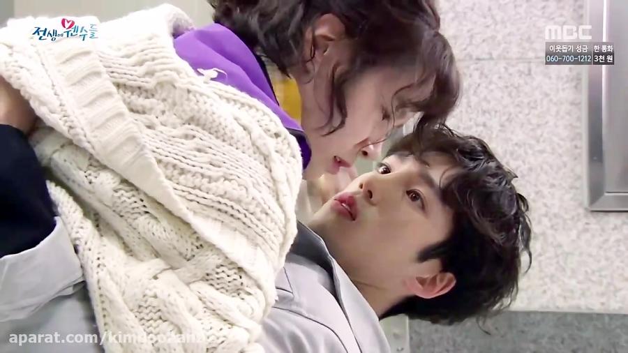 """تیزر سریال عاشقانه ی جدید کره ای""""دشمنانی از گذشته""""2017"""
