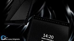 رندر های Xperia XZ Premium 2 منت...