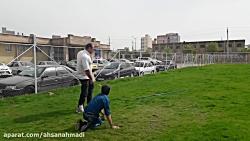 احسن احمدی