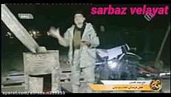 گله حاج سعید قاسمی از مسئولین حسن روحانی در برنامه زنده