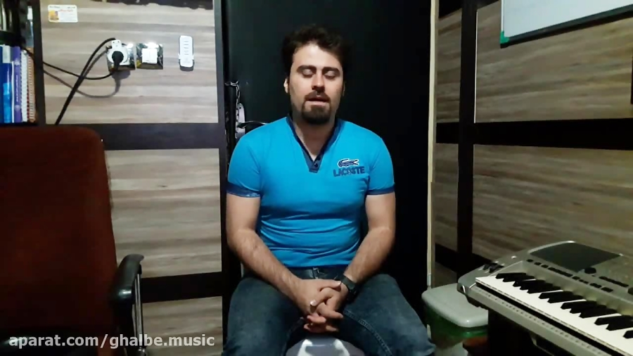 بازیگری احسان نادری مسابقات اعجوبه 96 آپارات