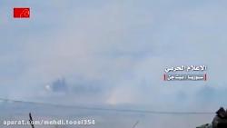 عملیات ضد تروریستی ارتش سوریه در حومه جنوبی دمشق