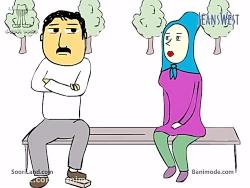 پرویز و پونه-حس طنز پرویز