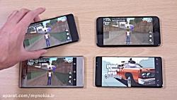 مقایسه گوشی های نوکیا 8...