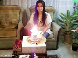 Birthday Party in Iran!