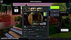 تریلر معرفی ویژگی های جدید GeForce Experience انویدیا