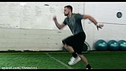 تمرین سرعت وقدرت
