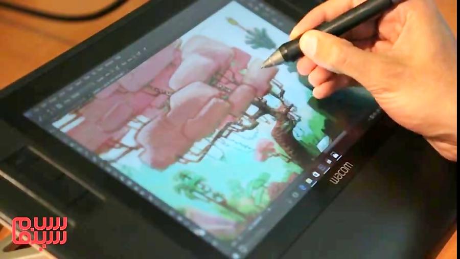 پشت صحنه طراحی کاراکترهای متنوع «فیلشاه»