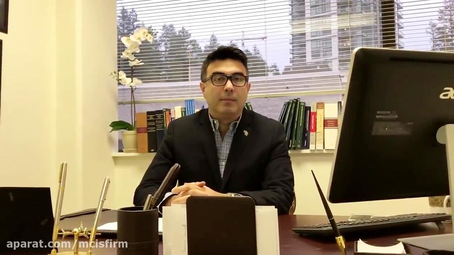 توضیحات آقای منصوری در خصوص قوانین اجاره مسکن در کانادا