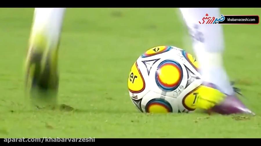 حرکات تکنیکی و دریبل های ناب در دنیای فوتبال