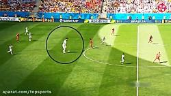 ۱۰ لحظه طلایی لیونل مسی در تیم ملی آرژانتین