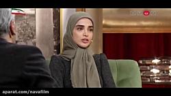 همکاری الهه حصاری و مهران مدیری