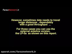 LanPro 5ghz long range wireless link. Unli...