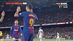 خلاصه فوتبال بارسلونا 5...