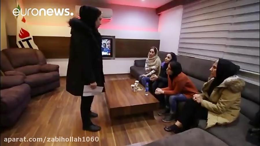 گفت وگوی یورونیوز با خانواده های خدمه نفت کش ایرانی؛ امید در اوج نگرانی…