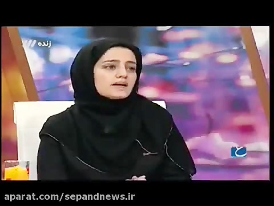 گلایه های تلخ همسر سرمهندس نفتکش ایرانی