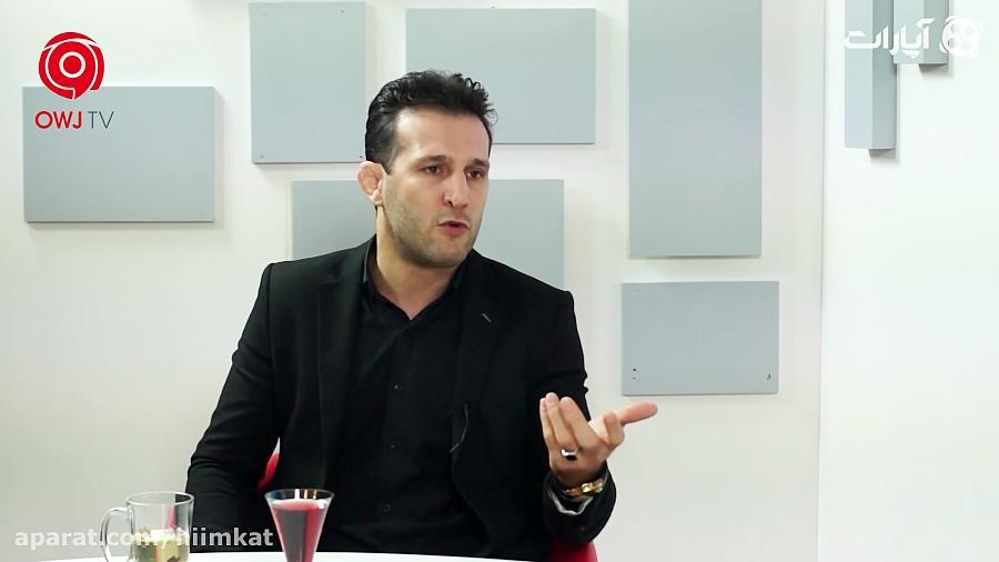 آرش میراسماعیلی: ورزش حیاط خلوت سیاست مداران شده است