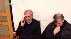 گفتگوی تلفنی وزیر کار ا...