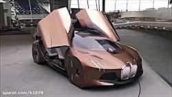 BMW VISION NEXT 100 on street - presentati...
