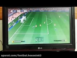 گل چهارم بارسلونا به من...