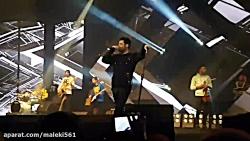 چهارمین کنسرت محمدرضا گلزار در تهران سانس اول - همه رفتن