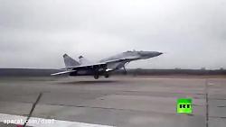 جنگنده سوخوی اس _ ام ارتش روسیه