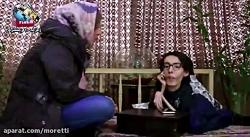 لحن عجیب مجری تلویزیون  ایران روی آنتن زنده