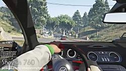 بنز SL65 در GTA V