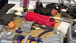 چاپ سه بعدی موتور و گیربکس تویوتا 22RE