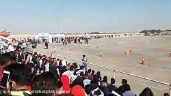 شهاب پیشانیدار درراند 4 مسابقات فرمولا دریفت قهرمانی کشور به میزبانی اهواز 96 sh