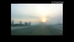 پدیده مه مرگ - تصادف مرگبار در مواجه ناگهانی با مه!