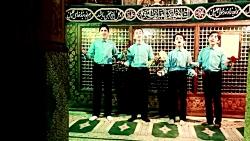 """کلیپ """"بانو زینب"""" بچه های مسجد"""