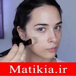 آموزش آرایشگری صورت